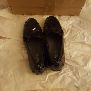 Moore Tootsie Black Loafers NEW IN BOX